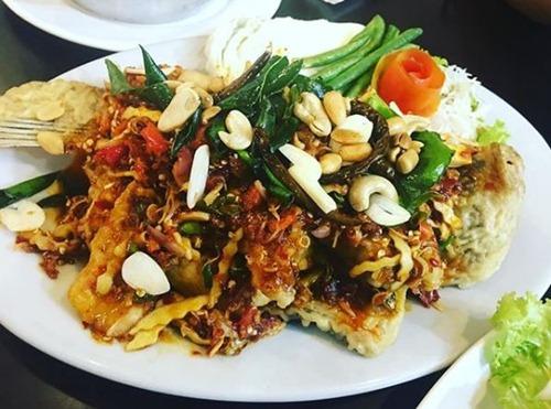 Salah satu menu di Thai Chada (foto: Instagram/thaichada.kelapagading)
