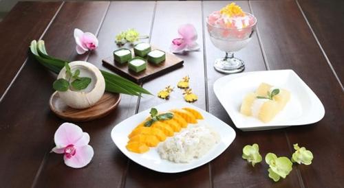 Salah satu menu di Bangkok Garden (foto: Zomato)