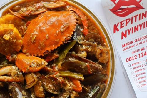 STOQO - Kepiting Nyinyir (foto: kordanews.com)