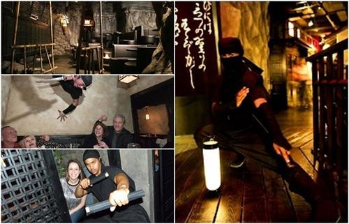 Ninja New York, New York, USA (foto: pouted.com)