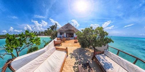The Rock Restaurant, Zanzibar (foto: pouted.com)