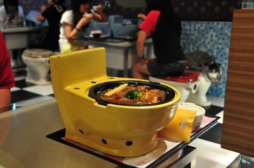 Marton Theme Restaurant, Taiwan (foto: pouted.com)