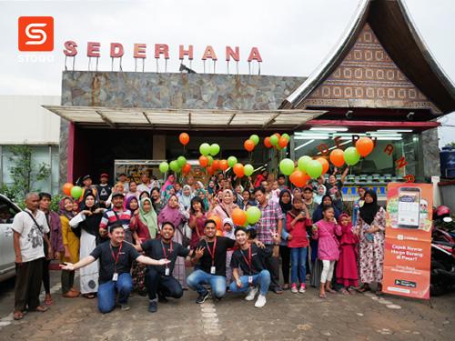 STOQO - Keseruan Kumpul-Kumpul Komunitas Sayur dan Festival Sayur STOQO di Jakarta Barat