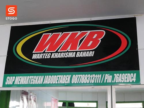STOQO - Kisah Sukses Pak Sayudi Pemilik Warteg Kharisma Bahari